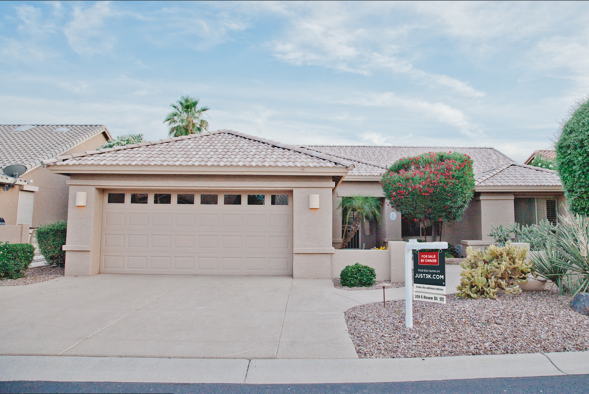 Arizona FSBO with Just 3K